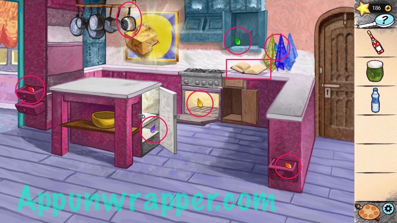 Adventure Escape Mysteries Painted Worlds Chapter 8 Walkthrough Guide Appunwrapper