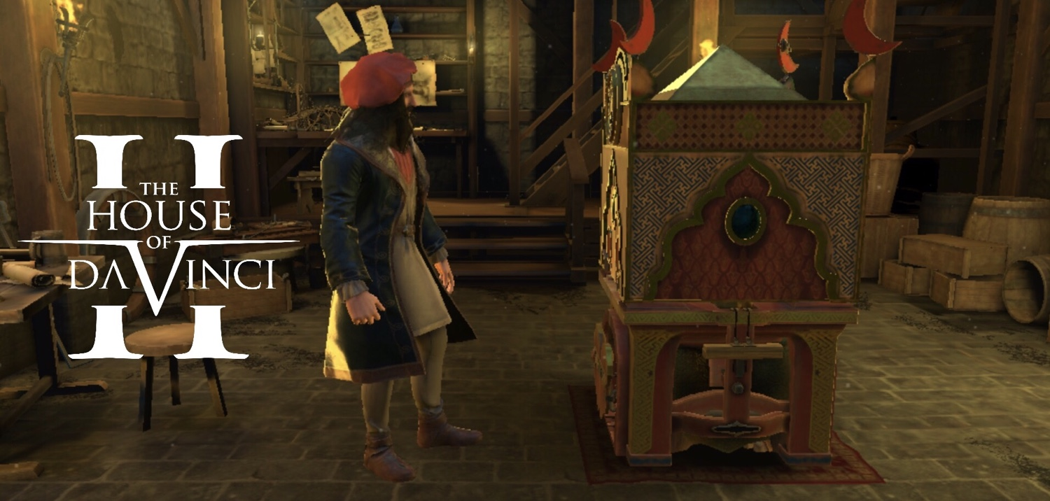 Read more about the article The House of Da Vinci 2: Chapter 3 Walkthrough Guide