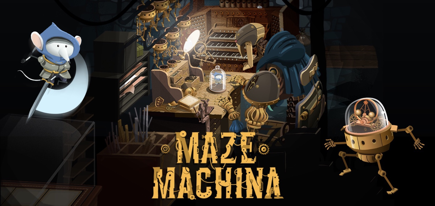 'Maze Machina' Review: Despereaux-ly Seeking Freedom