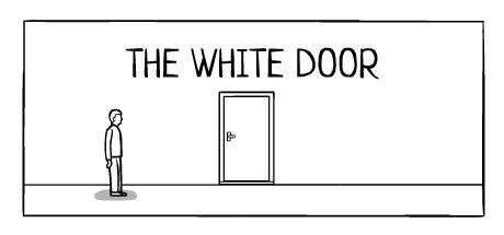 Read more about the article The White Door: Basement Achievement (ARG) Walkthrough Guide