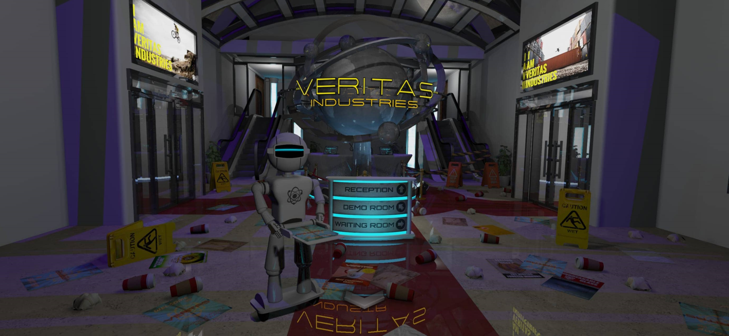 Giveaway: Win a Free iOS Copy of Glitch Games' Mysterious Puzzle Adventure, 'Veritas'