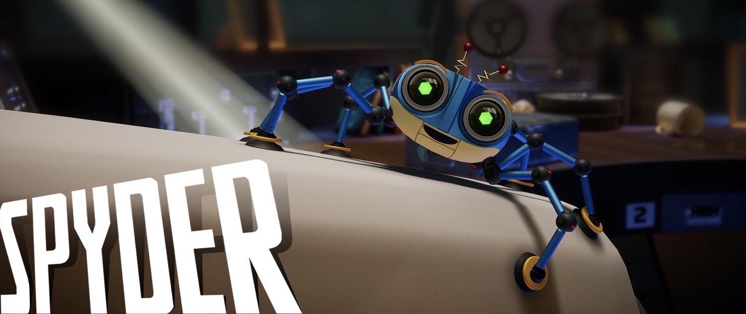 'Spyder' Review: Apple Arcade at Its Finest