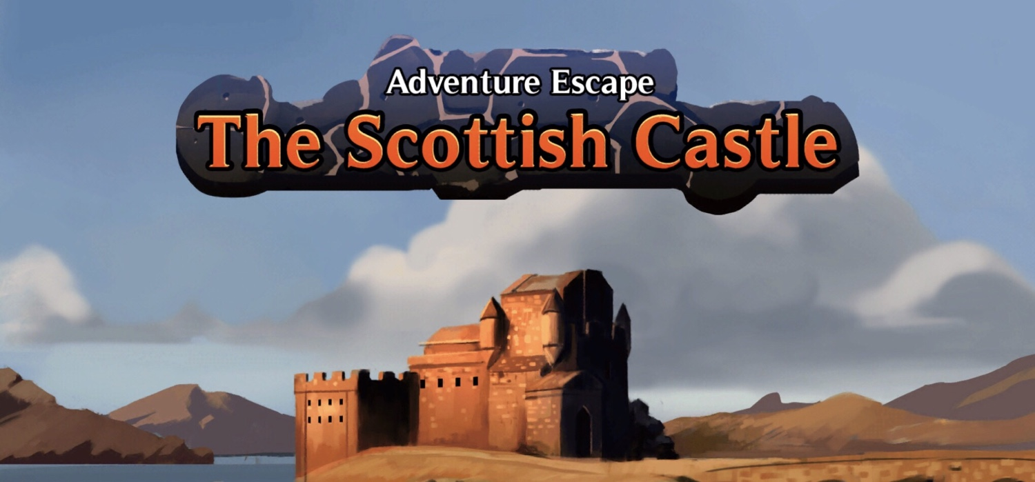 Adventure Escape: The Scottish Castle – Walkthrough Guide