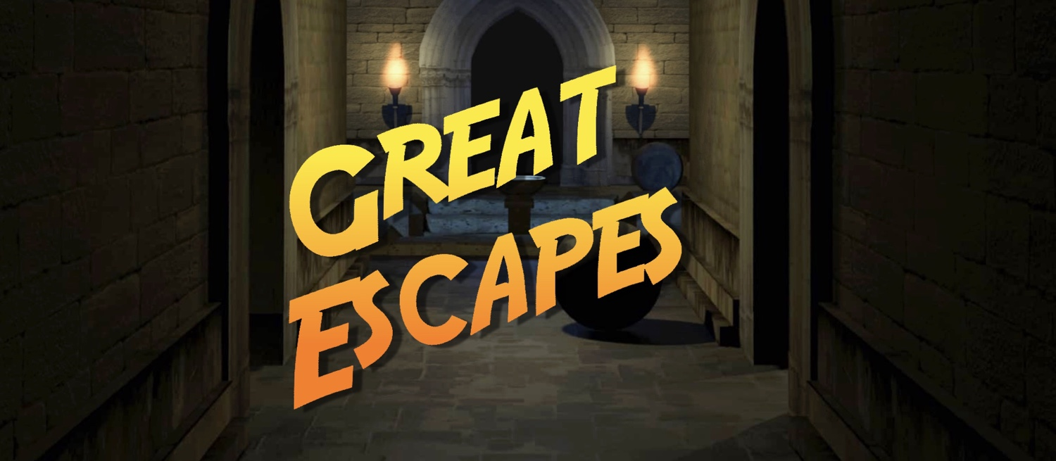 Great Escapes: Walkthrough Guide