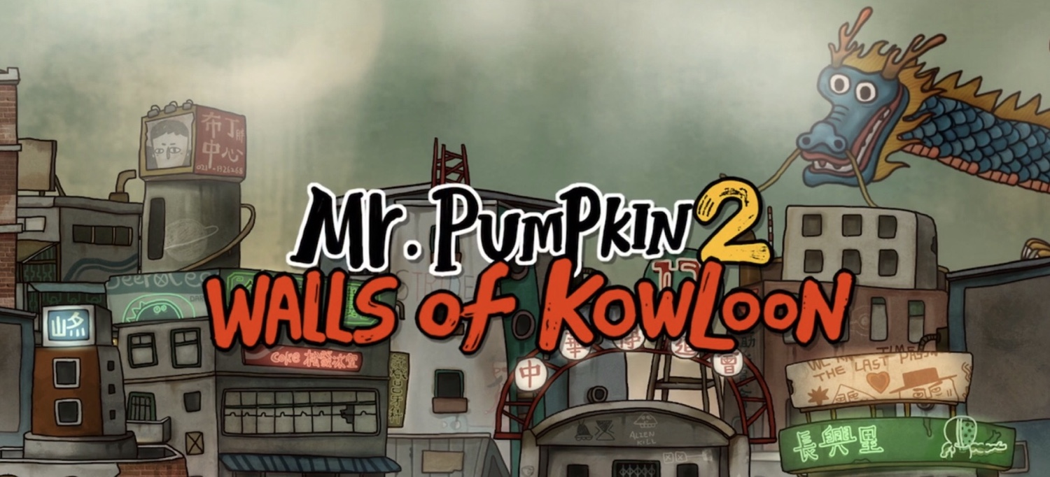 Mr Pumpkin 2: Walls of Kowloon – Chapter 2 Walkthrough Guide