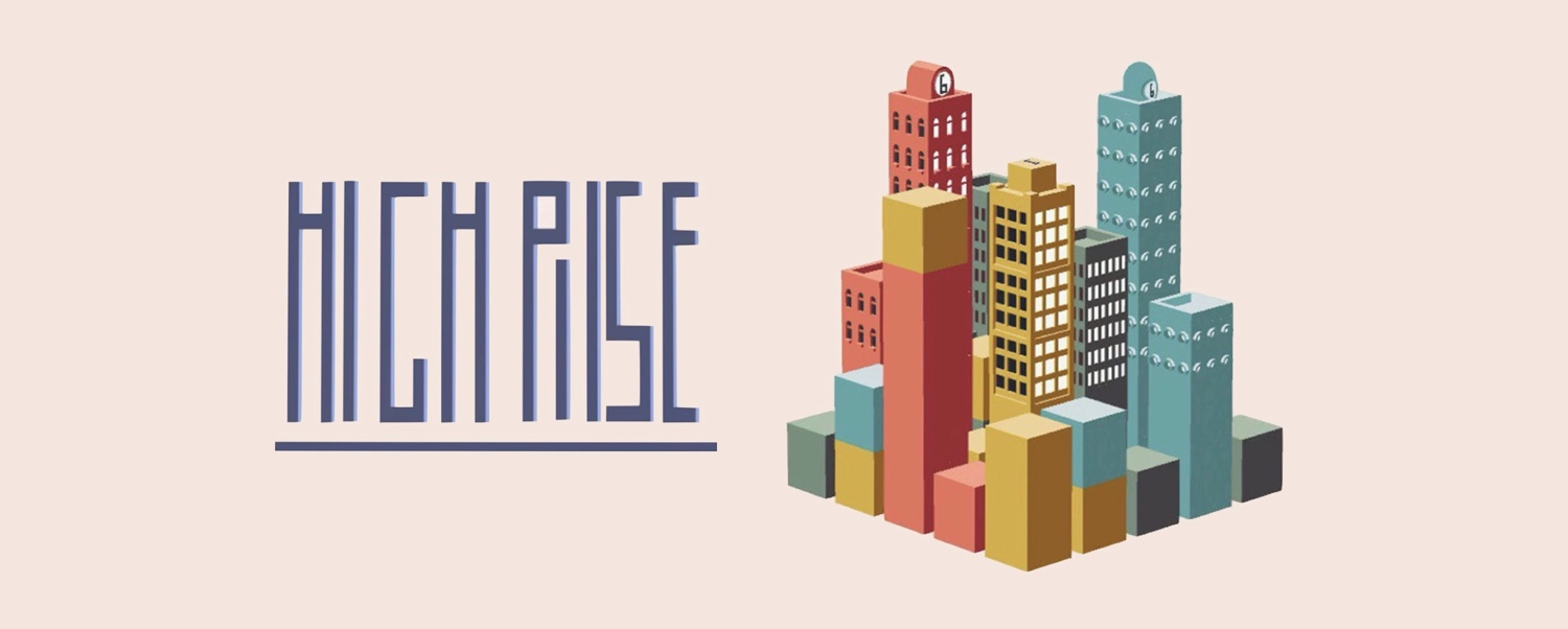 'High Rise – A Puzzle Cityscape' Review: Reach for the Sky