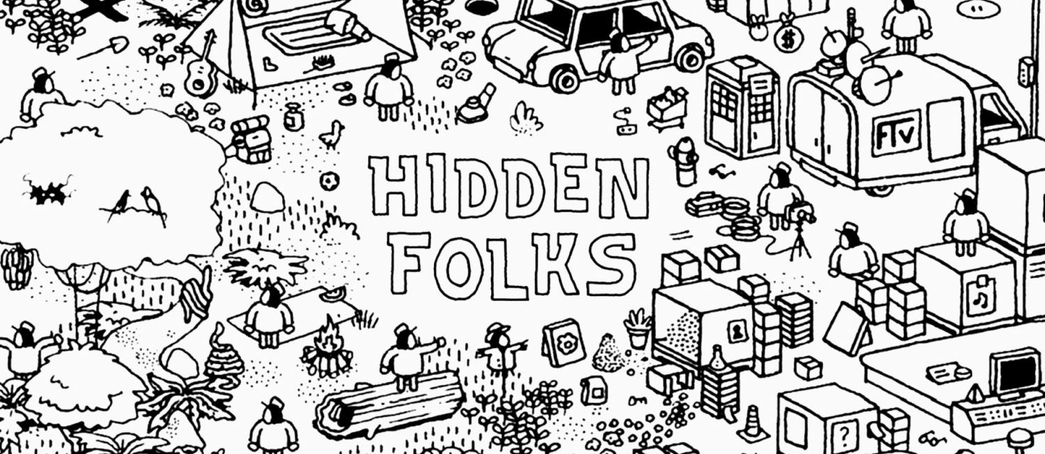 'Hidden Folks' Walkthrough Guide: On Tour