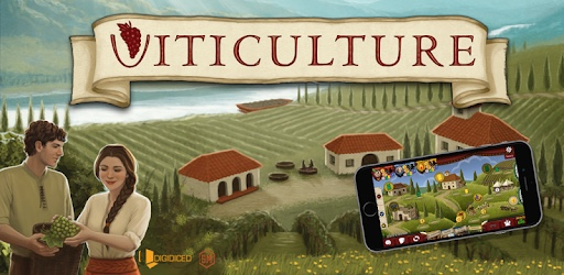 Giveaway: Win a Free iOS Copy of Digidiced's Digital Board Game, 'Viticulture'