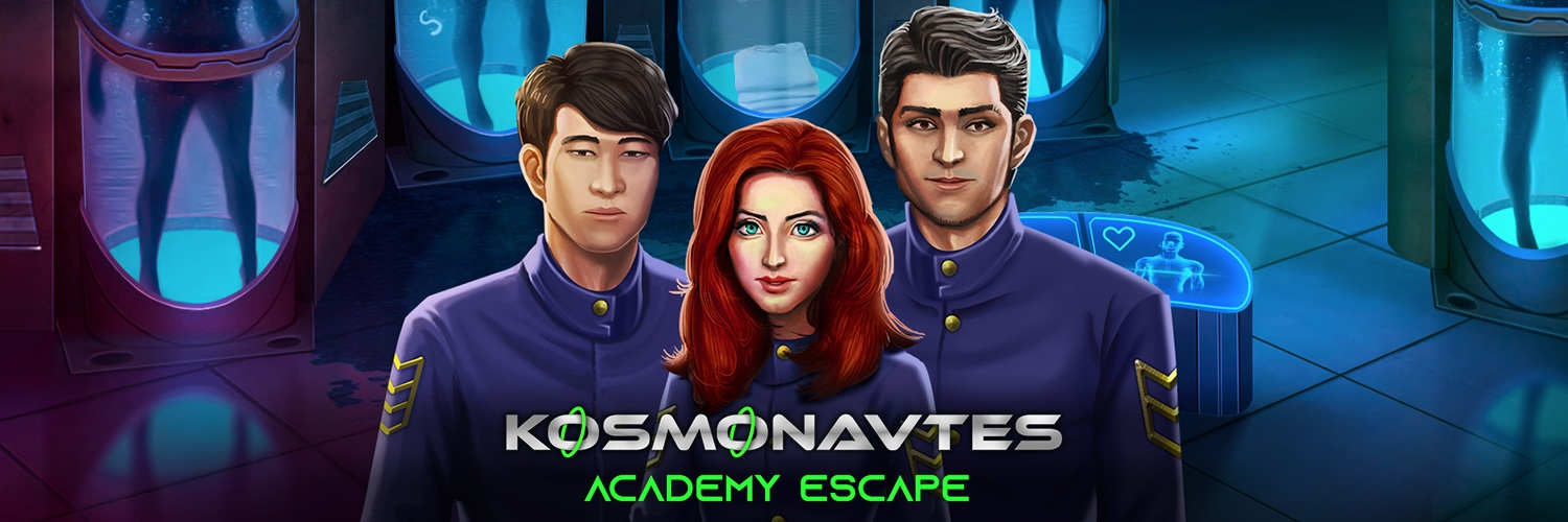Kosmonavtes: Academy Escape – Chapter 3 Walkthrough Guide