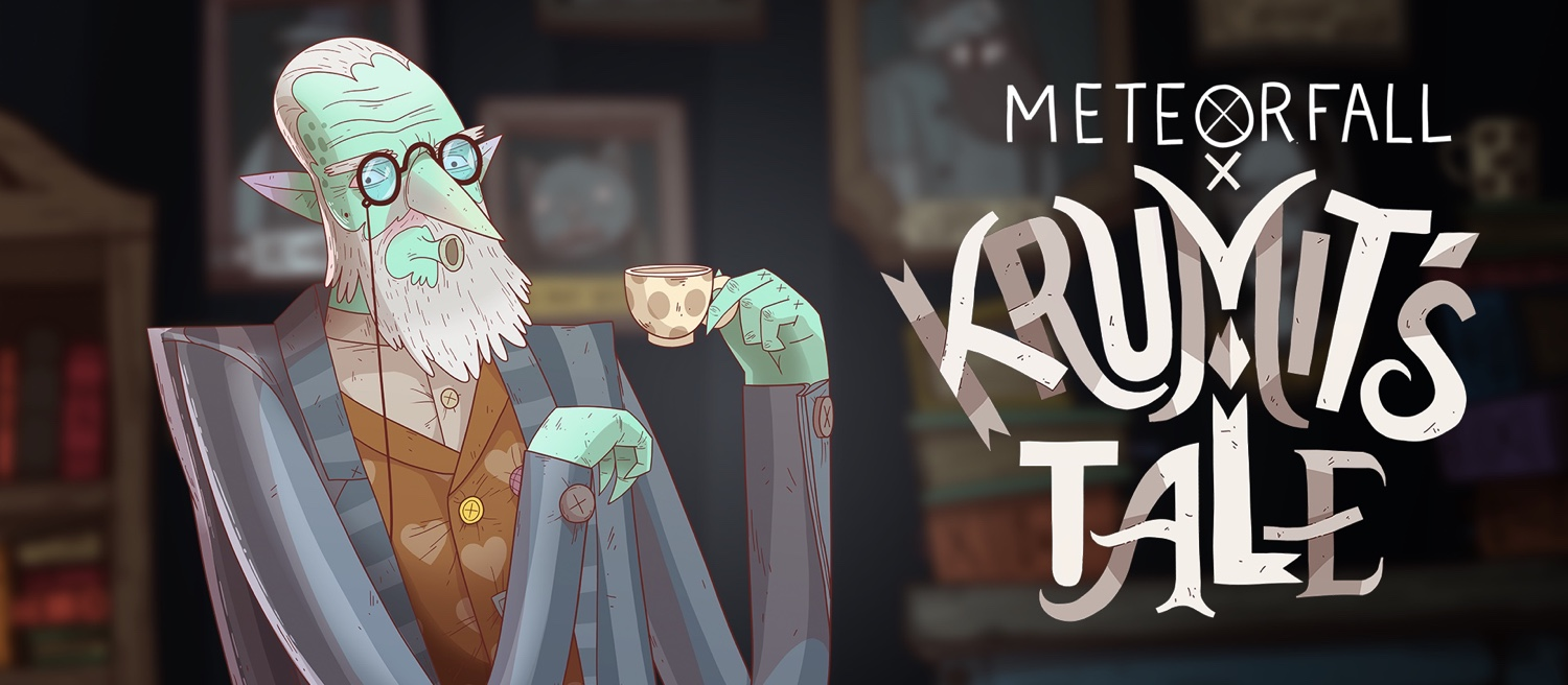 Giveaway: Win a Free iOS or Android Copy of 'Meteorfall: Krumit's Tale'