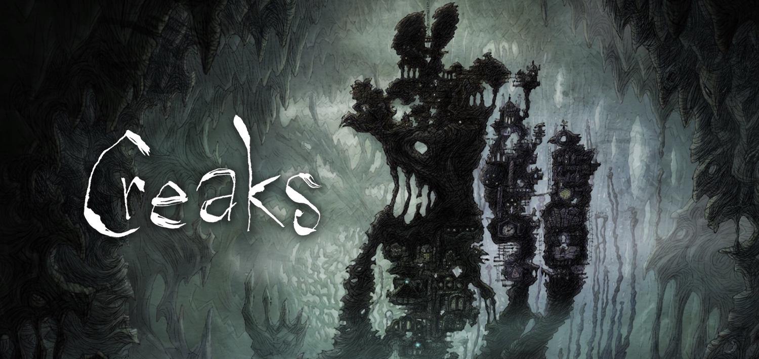Creaks: Walkthrough Guide