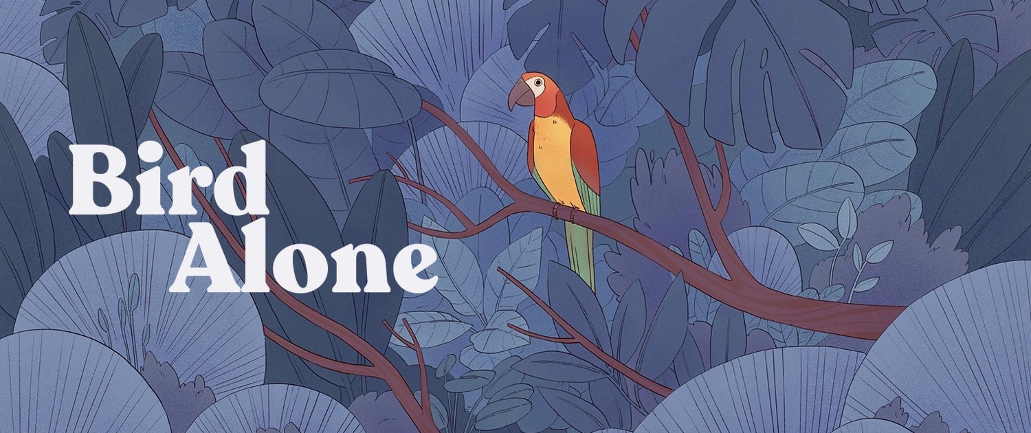 I'm Bonding with a Friendly Philosophical Parrot in 'Bird Alone'