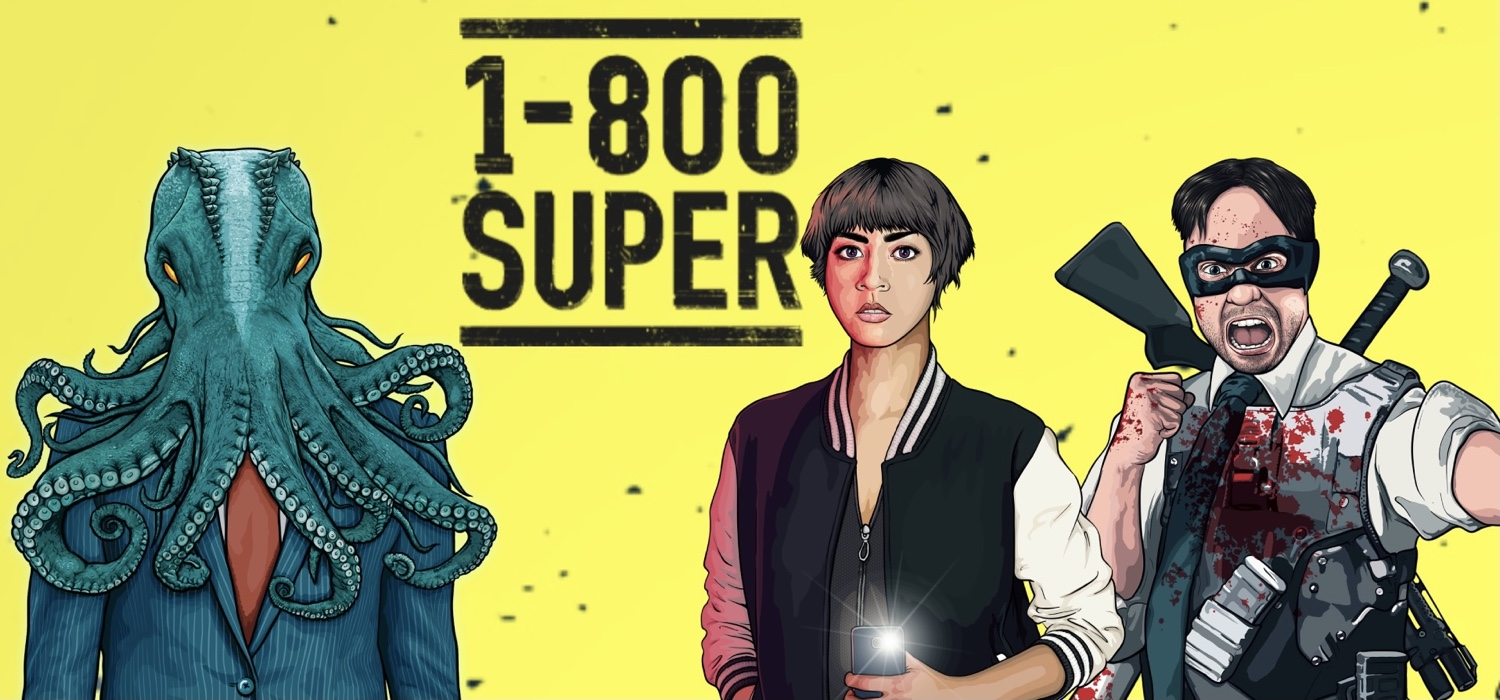 1-800 SUPER: Walkthrough Guide