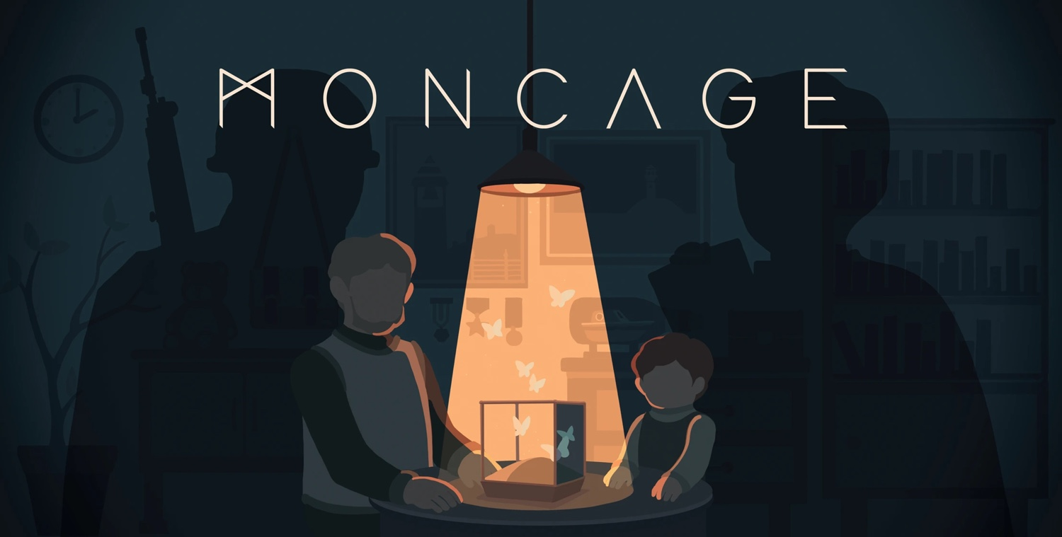 Perspective Puzzler 'Moncage' Set to Release on PC, Switch and Mobile in 2021