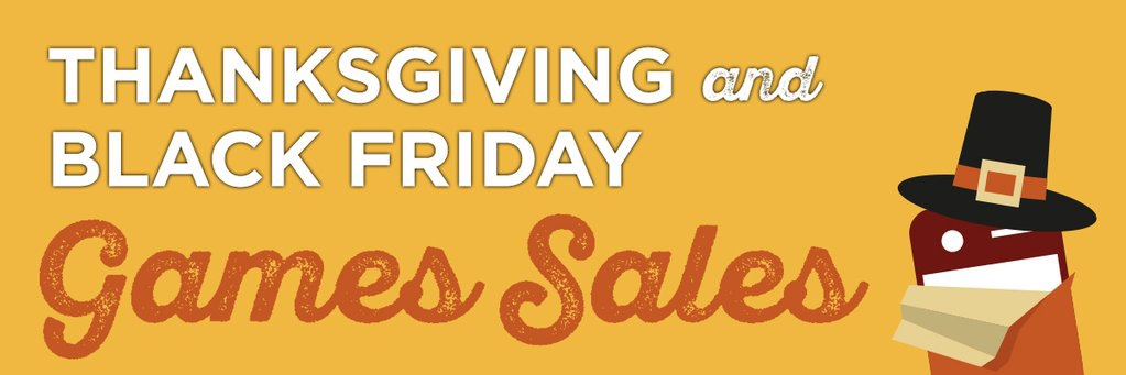 Thanksgiving and Black Friday 2020 iPhone and iPad Games Sales and Freebies