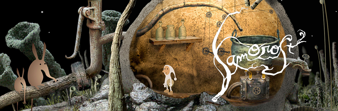 Samorost 2: Wakthrough Guide