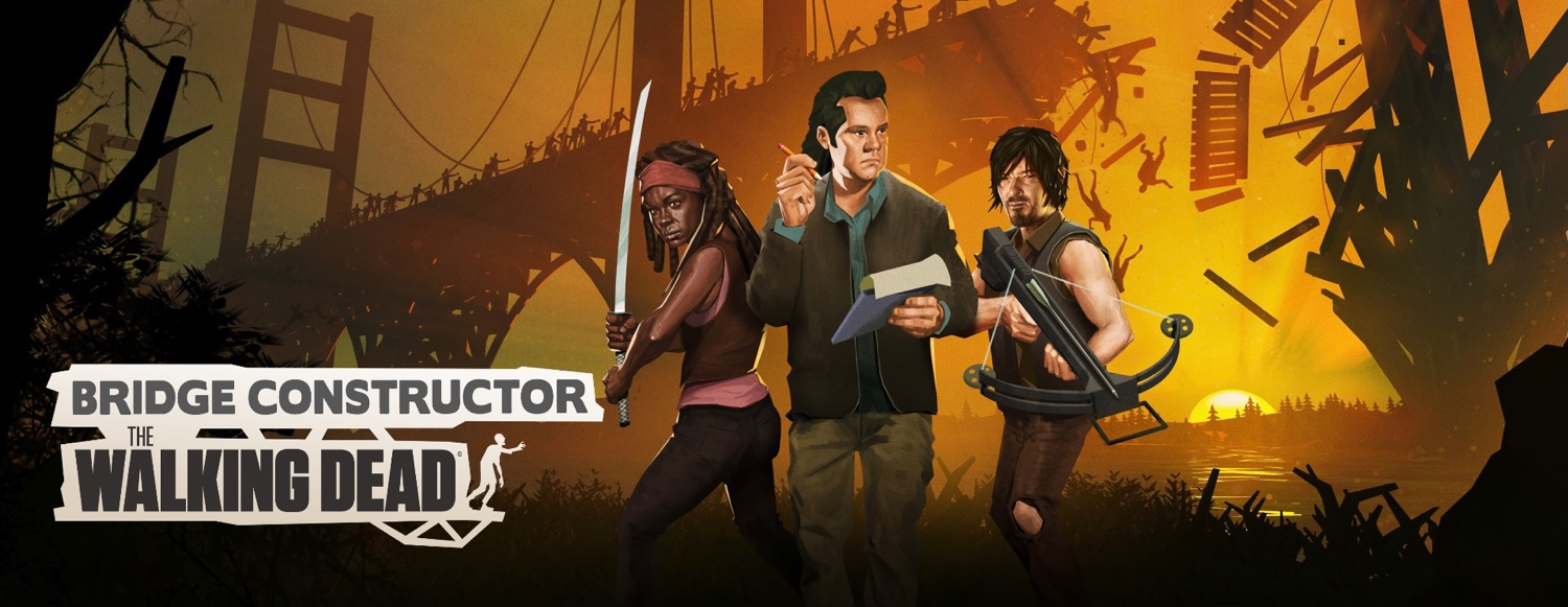 Bridge Constructor: The Walking Dead – Walkthrough Guide