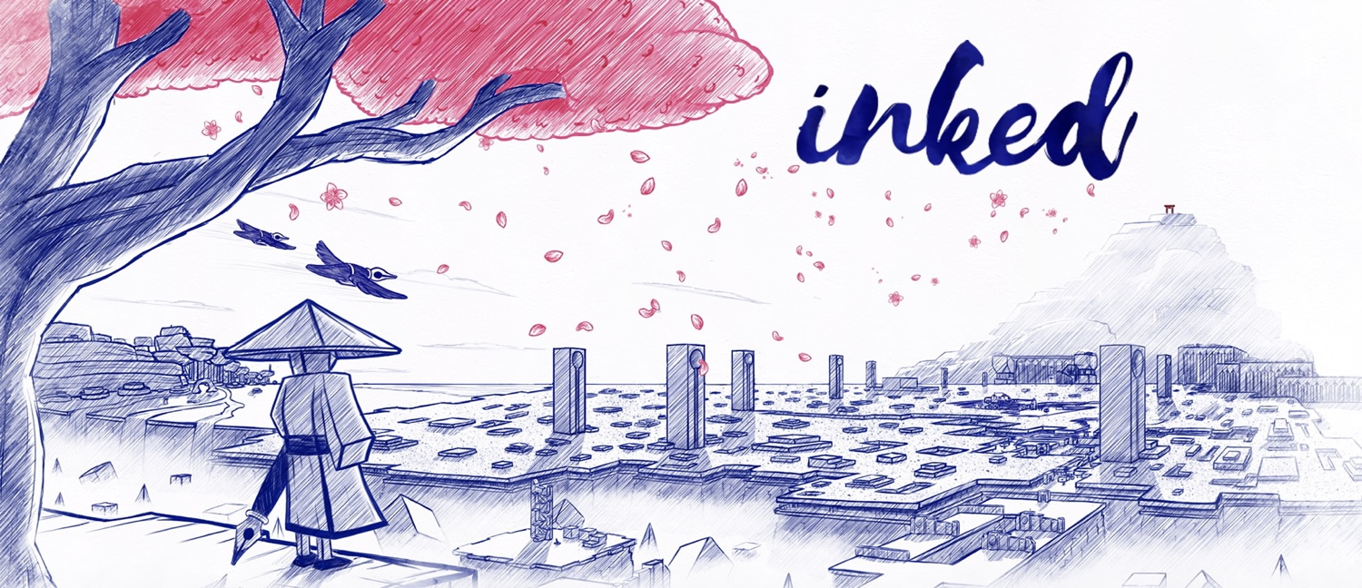 Gorgeous Puzzle Adventure 'Inked' Available for iOS Pre-Order (Preview Inside)