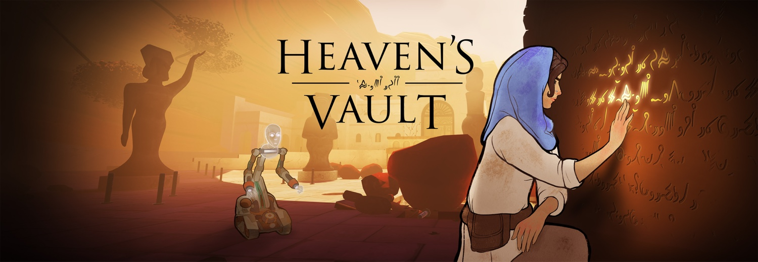 Heaven's Vault: Switch Impressions and Gameplay Video