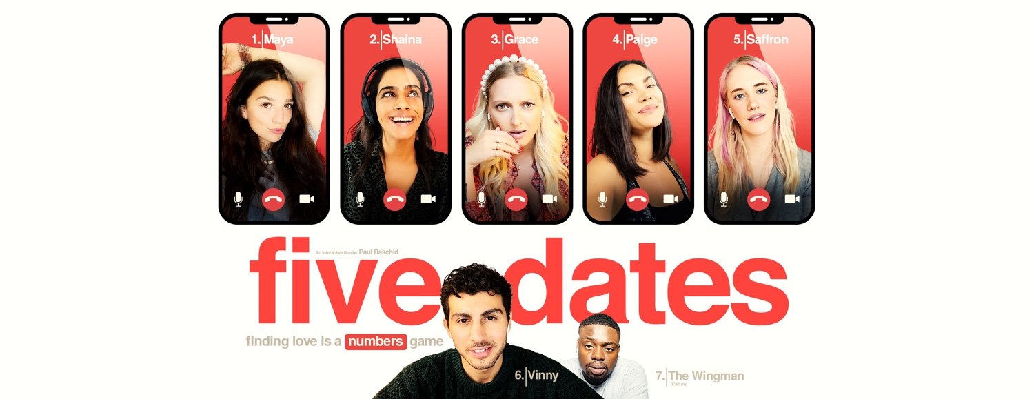 'Five Dates' iOS Review: Stress-Free Dating
