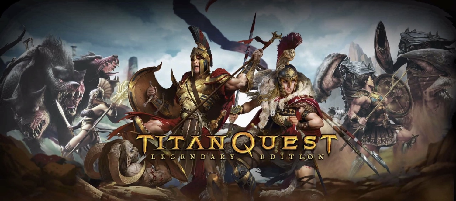 Titan Quest: Legendary Edition – Impressions and Gameplay Videos