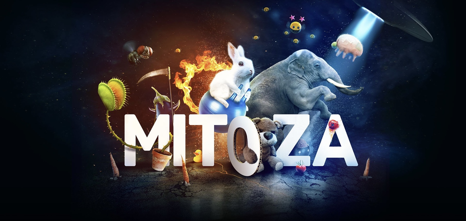 'Mitoza' is a Weird Little Digital Toy Available Now on PC and Mobile