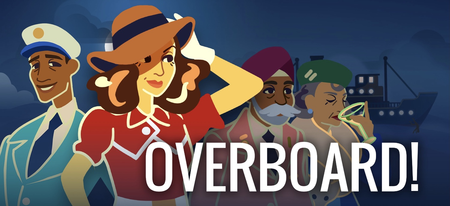 'Overboard!' Review: Malcolm in the Middle of the Ocean