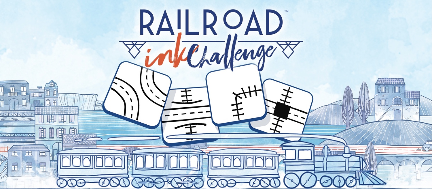 'Railroad Ink Challenge' Review: On the Right Track