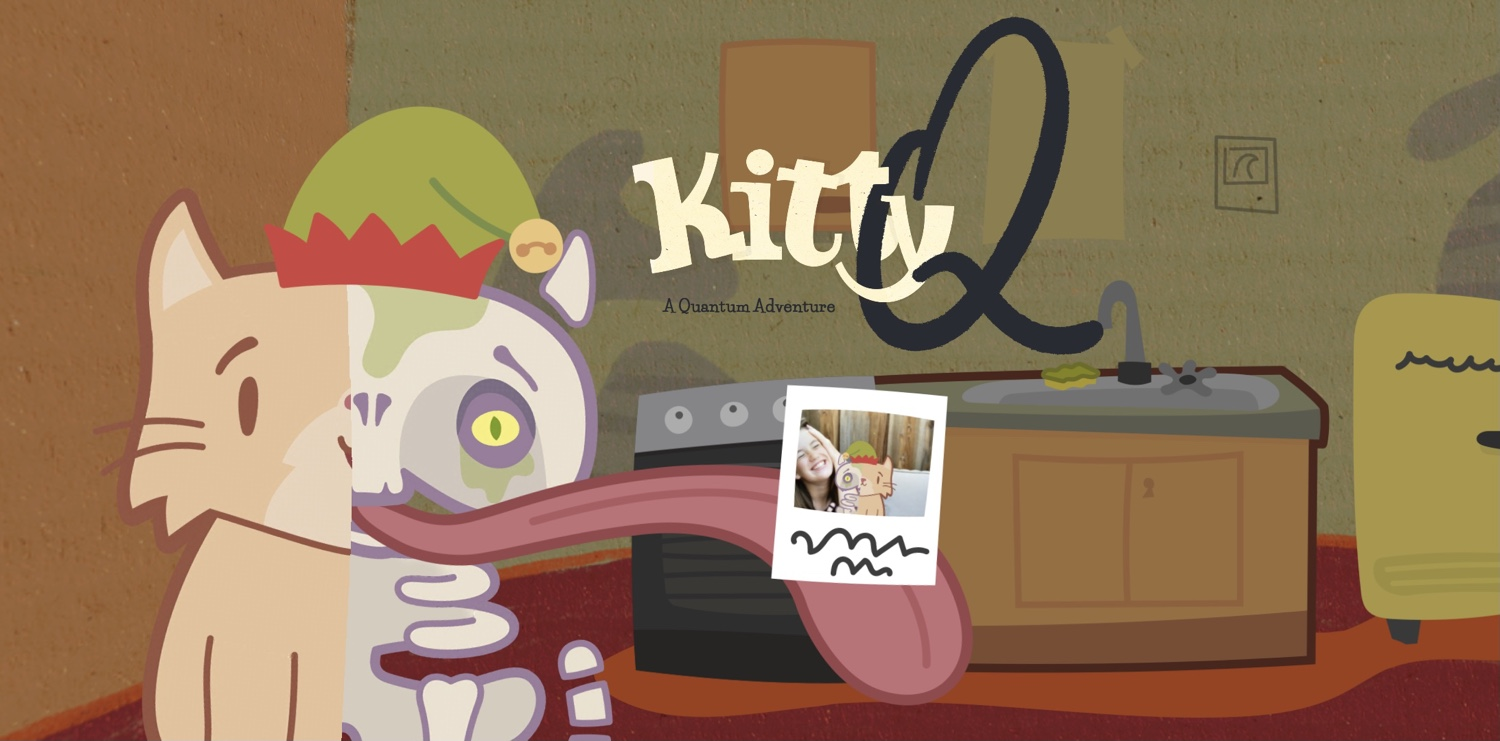 Read more about the article 'Kitty Q' is an Upcoming Room Escape Game Featuring Schrödinger's Cat (Preview Inside)